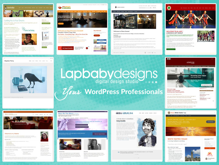Lapbaby Designs are Your WordPress Specialists