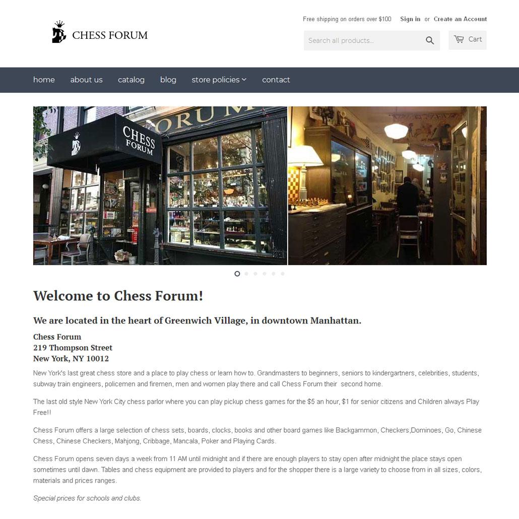 Chess Forum – Lapbaby Designs